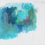 Ölkreide auf Papier 2010, 215 x 145 mm