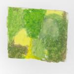 Ölkreide auf Papier 2010, 85 x 75 mm