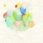 Aquarell auf Papier 2010, 150 x 210 mm