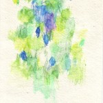 Aquarell auf Papier, 2010, 150 x 210 mm