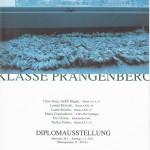 Einladungskarte Diplomausstellung AdBK München, 2013