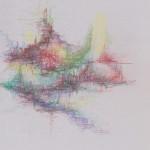 Buntstift auf Papier, Buch 2006, 14,5 x 18 cm (Bild 7)