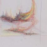 Buntstift auf Papier, Buch 2006, 14,5 x 18 cm (Bild11)