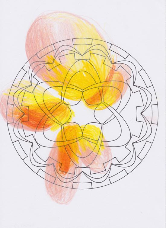 Mandala Bild 16