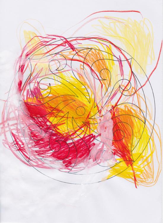 Mandala Bild 15