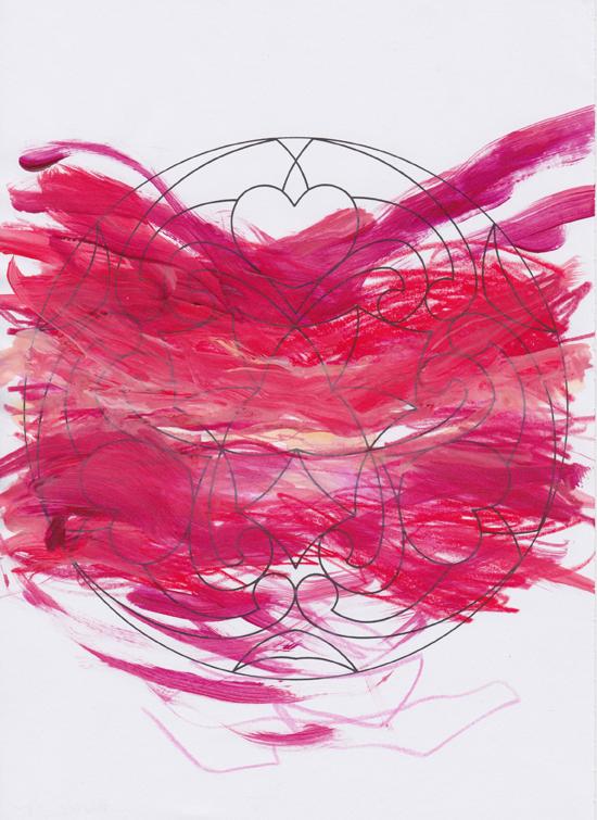 Mandala Bild 13