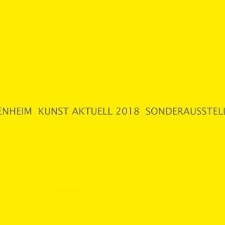 Ausstellungsbeteiligung bei Kunst aktuell 2018 in Rosenheim
